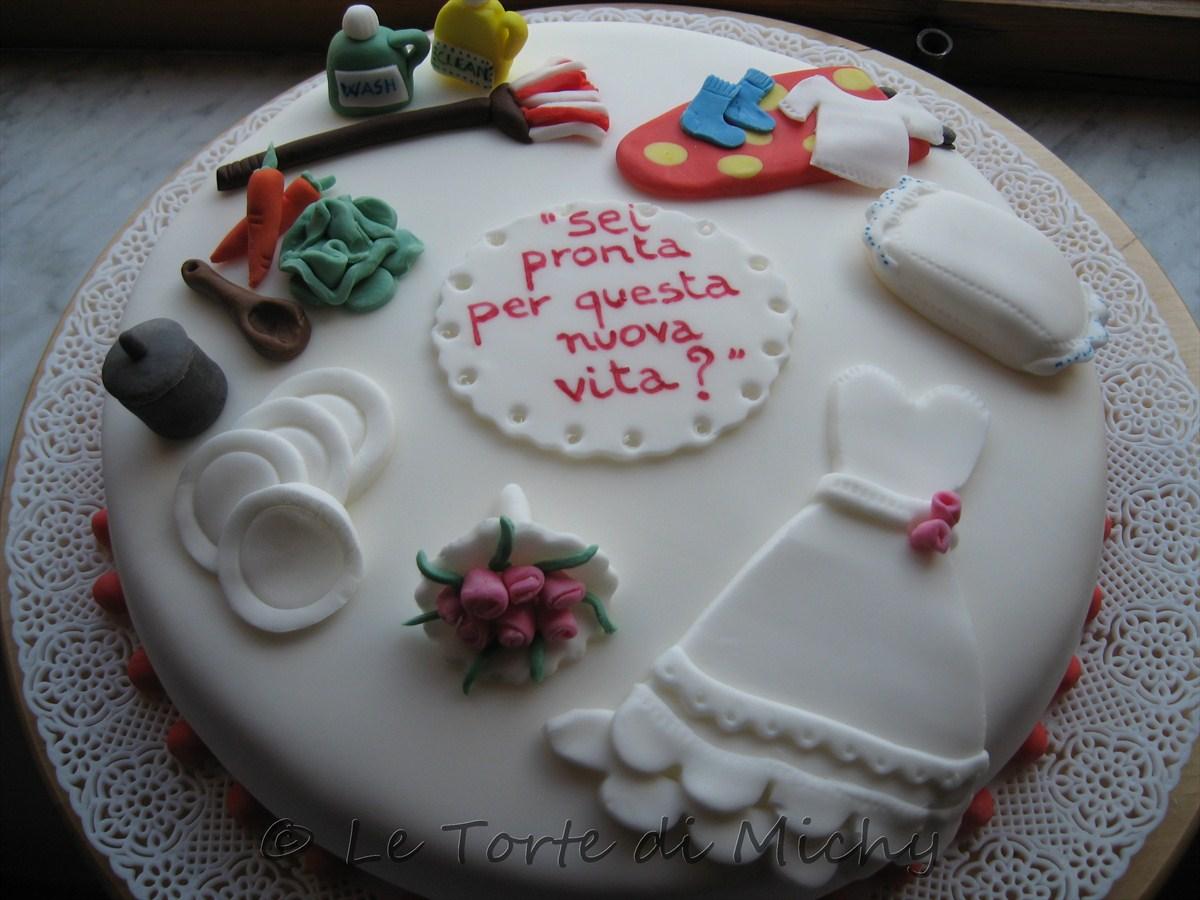 Super Torta Addio al Nubilato – Le Torte di Michy IM86