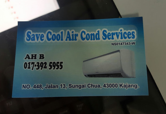 Aircond Services Cheras Kajang