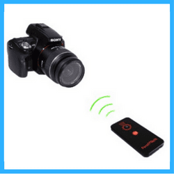 Sony a6000 wireless remote control Shutter release