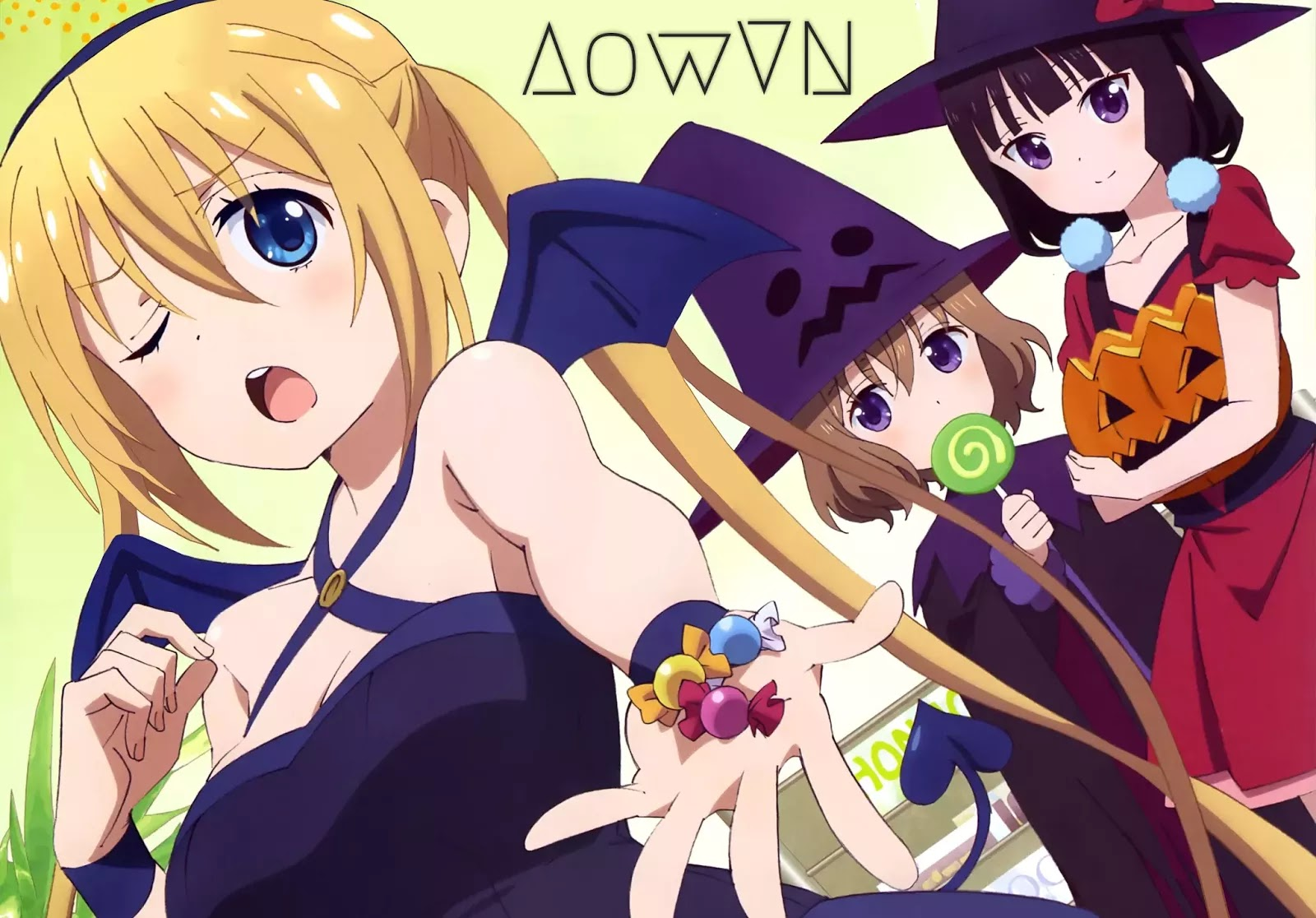 AowVN.org m%2B%25281%2529 - [ Anime 3gp Mp4 ] Blend S | Vietsub - Loli Moe