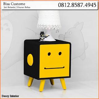 Jual  Kotak Tisu Smile, Jual  Kotak Tisu Kayu, Jual Kotak Tisu Dari Kardus, Jual Furniture Minimalis