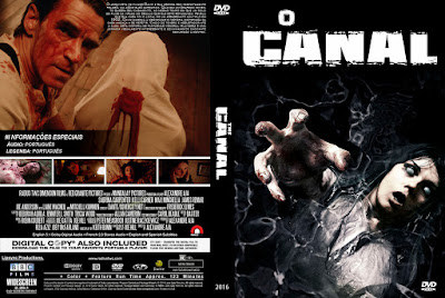 Filme O Canal (The Canal) DVD Capa