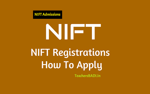 nift 2019 registrations,how to apply at applyadmission.net,national institute of fashion technology nift admissions,Apply Now at applyadmission.net/NIFT2019/