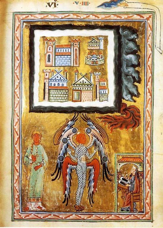 Santa Hildegarda, profetisa do Novo Testamento, anteviu uma Revolução universal