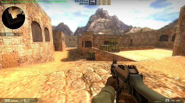 Counter Strike (CS) Game Online - Pelangi Blog