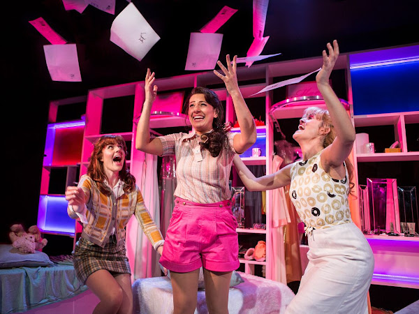 Vanities, Trafalgar Studios | Review