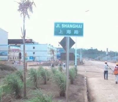 jalan shanghai