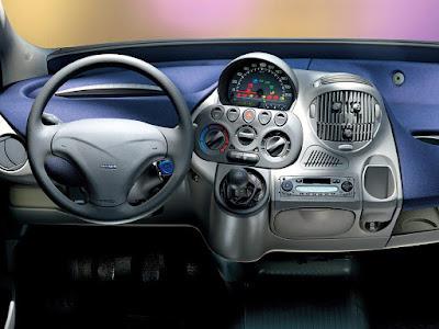 Fiat Multipla na blog Motodrama