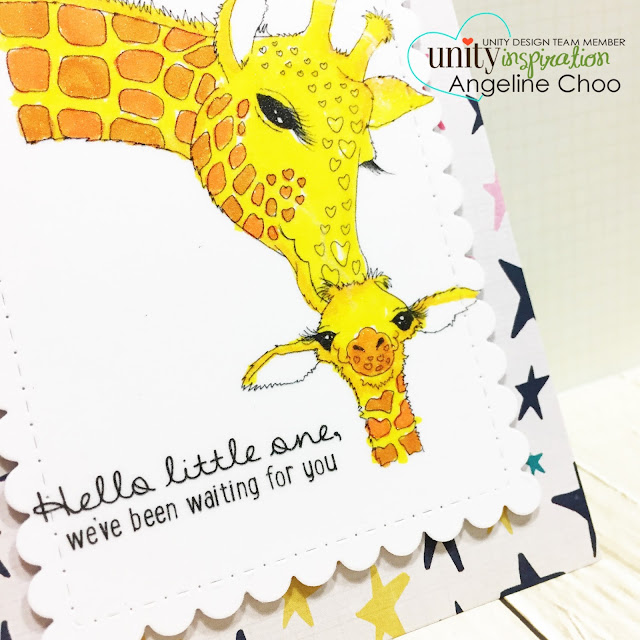 ScrappyScrappy: [NEW VIDEO] 9th Birthday Celebration with Unity Stamp #scrappyscrappy #unitystampco #card #cardmaking #youtube #quicktipvideo #video #papercraft #craft #crafting #stamp #stamping #timholtz #frostedfilm #glitter #cratepaper #giraffe #hellolittleone #babycard #baby #katscrappiness #ginamariedesigns