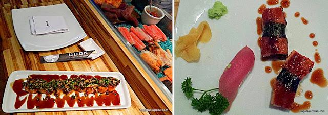 Restaurante japonês em Belo Horizonte: Udon