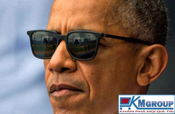 12k - Mắt kính thời trang kiểu Obama - kính Tây giá sỉ và lẻ rẻ nhất