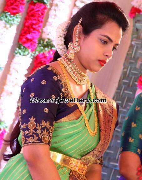 Gorgeous Ladies in Trendy Jewelry