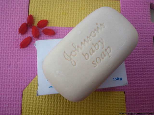 Johnson Baby Soap Review