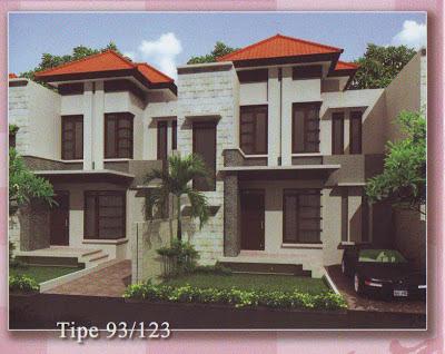 Desain Dan Denah Rumah Type 93/123