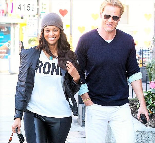 Tyra Banks Husband