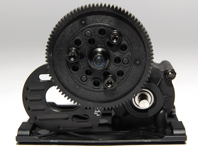 Axial AX10 Scorpion spur gear