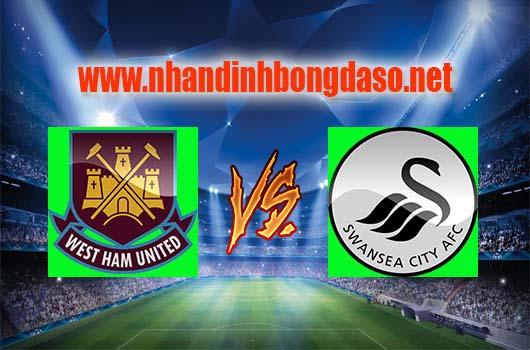 Nhận định bóng đá West Ham United vs Swansea City, 21h00 ngày 08-04