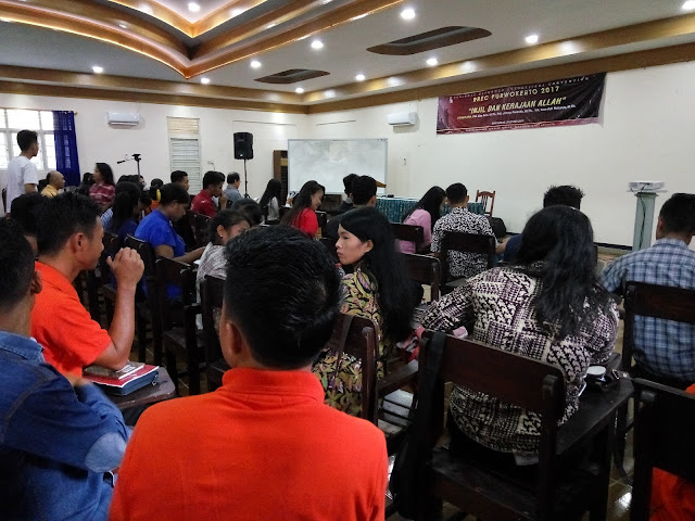 Seminar RREC Di Wisma OMI