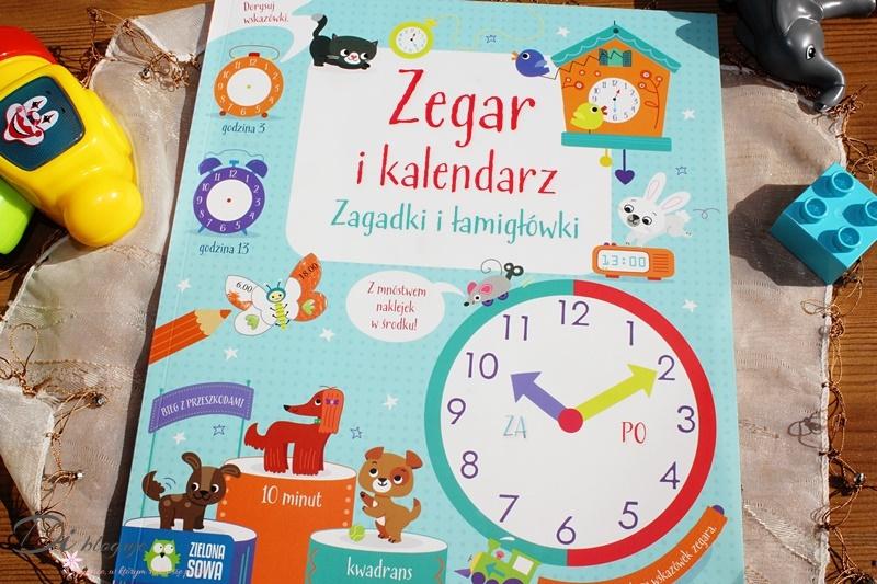 Zegar i kalendarz. Zagadki i łamigłówki - recenzja