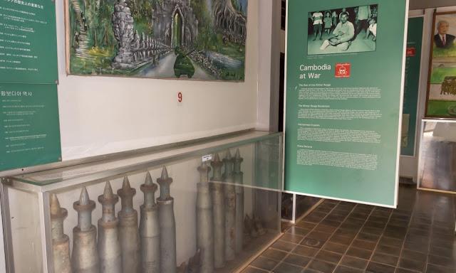 Landmine Museum Siem Reap Cambodia History