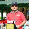 HUT Kodam Hasanuddin Ke-62 Dimeriahkan Dengan Pertandingan Tenis Lapangan