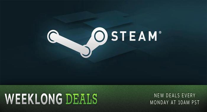 Weeklong Deals en @Steam_Games - 9/9/2019