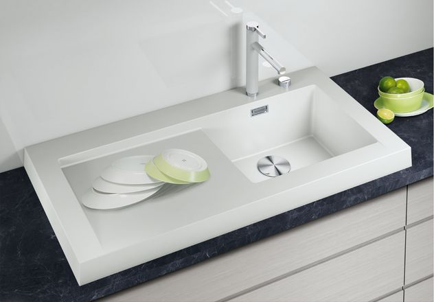 Kitchen Sink Blanco Silgranit