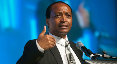 Patrice Motsepe, Meet The Only 10 Black Billionaires In The World (Forbes List)