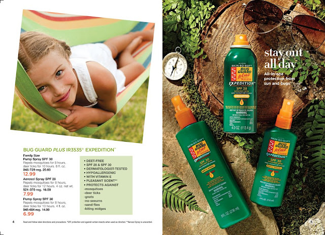 Shop Avon Bug Guard Online