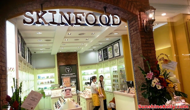 Skinfood New Store Opening Suria KLCC, Eva Armisen Season 2 Launch, Suria KLCC, skincare, beauty
