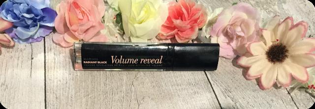 bourjois volume reveal mascara