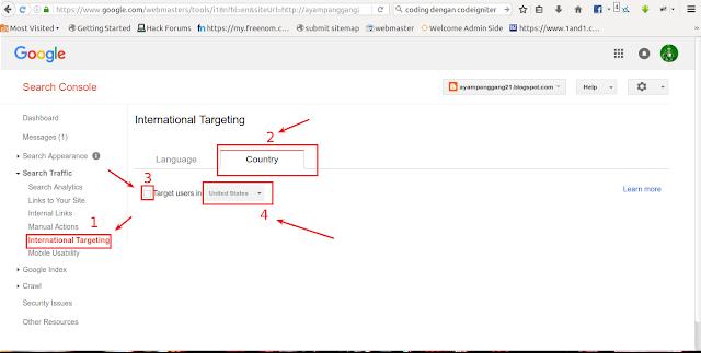 cara mengoptimalkan visitor blog
