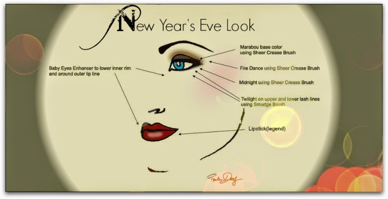 Paula Dorfs New Year's Eve Beauty Essentials by barbies beauty bits