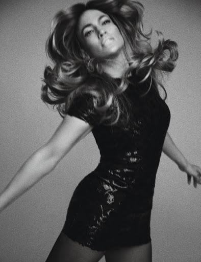 Jennifer Lopez models photo shoot W Magazine May 2016