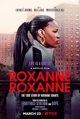 Roxanne Roxanne Poster
