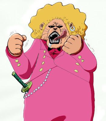 5 Karakter Pemakan Buah Iblis Tipe Zoan Terkuat Di One Piece - Duniaku Animex