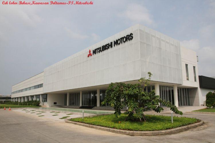 Loker Bekasi Kawasan Industri Deltamas PT Mitsubishi Krama Yudha Motors and Manufacturing