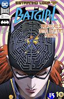 DC Renascimento: Batgirl #22
