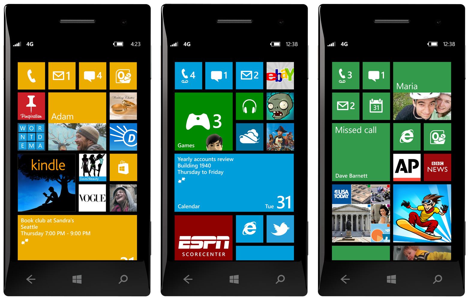 windows-phone-8.1-metro-ui-modern-live-tiles