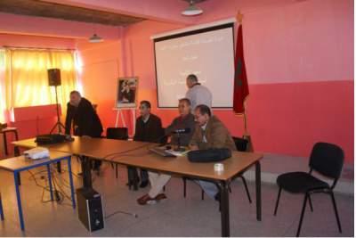 بني ملال باب افتوح 06 أيام تاريخية مع متعة التكوين في الأندراغوجيا