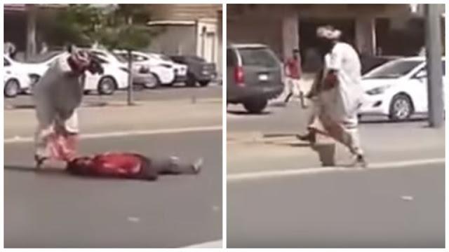 """القصاص من """"أبو معلقة"""" في القضية المعروفة إعلاميًا بحادثة السويدي.. فيديو"""