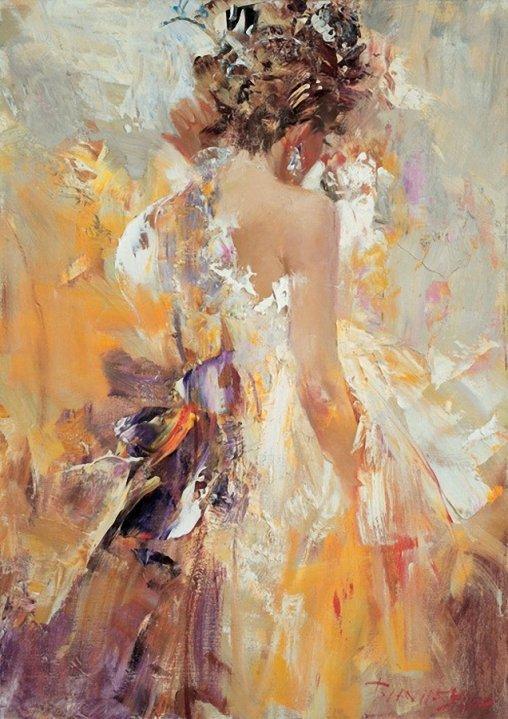 Ivan Slavinsky 1968 | Russia | Surrealist and impressionist painter