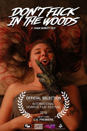 Dont Fuck in the Woods 2016 English 720p WEBRip 550MB