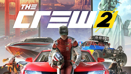 Win an Xbox One Code for The Crew 2 Gold Edition Worldwide Giveaway