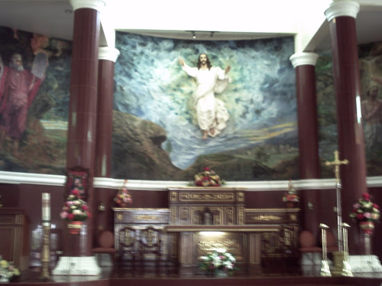 Chapel of Kamay ni Hesus Shrine in Lucban