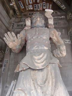 本覚寺仁王像