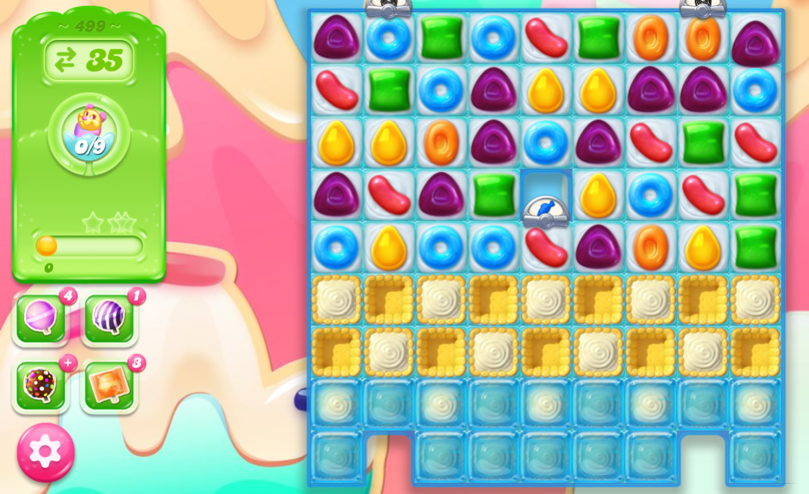 Candy Crush Jelly Saga 499
