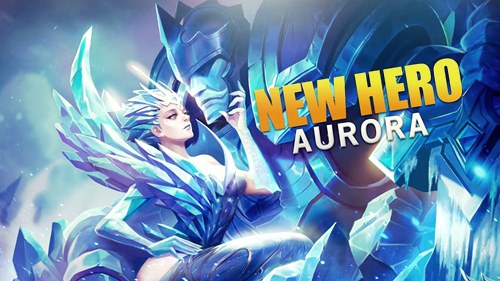 Hero Baru Mobile Legends Aurora