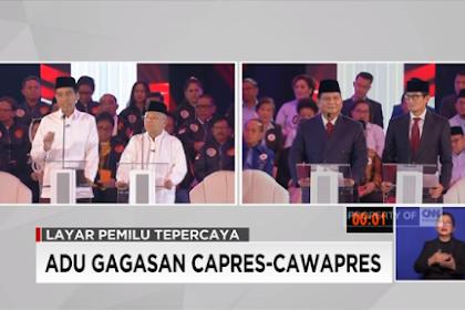 Fahri Hamzah: 'Debat Pilpres Mirip Cerdas Cermat SMP', KPU Memalukan!