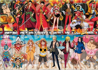 Download One Piece Movie 1-12 & 3 special episode Batch Subtitle Indonesia